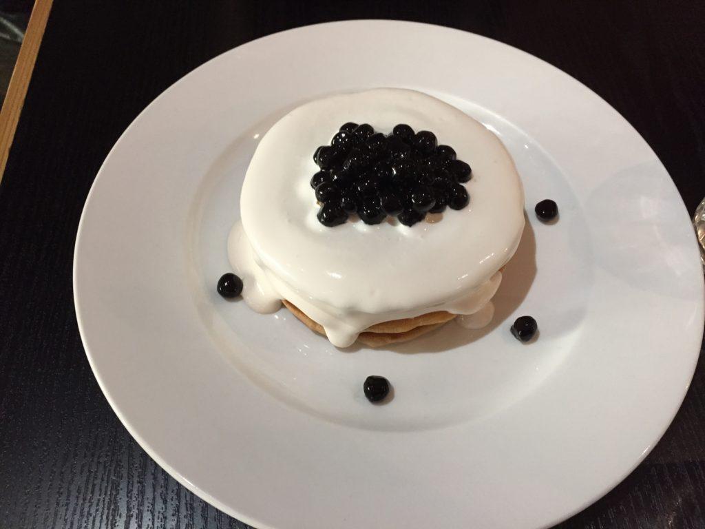 タピオカミルクティーパンケーキを知っていますか?