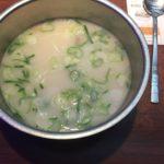ソウルの神仙ソルロンタンの朝食は超おすすめ!