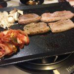 八色サムギョプサル東大門店で美味しい焼肉をたらふく食べてきた!