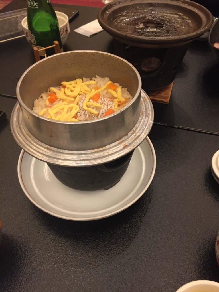 ホテル美山の食事4